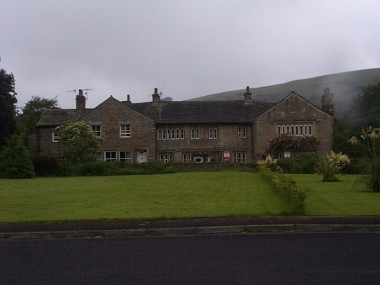 Picture of Roughlee Hall.