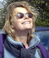 Picture of Kate Humble - presenter of BBC2s Webwise